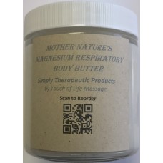 Mother Nature's Magnesium Respiratory Body Butter