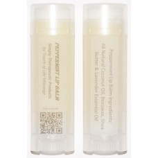 Peppermint Lip Balm (Tube)