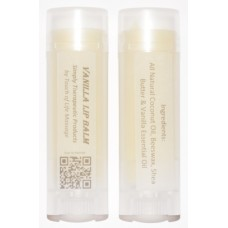 Vanilla Lip Balm (Tube)