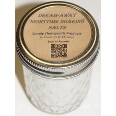 Dream-Away Nighttime Soaking Salts