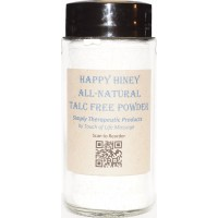 Happy Hiney All-Natural Talc Free Powder