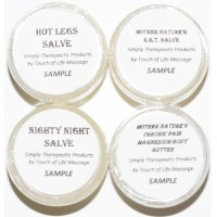 Salve & Body Butter Samples