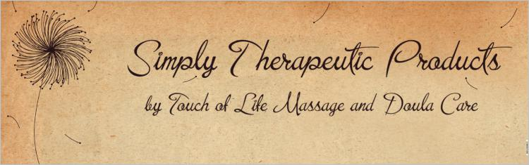 Simply Therapeutic Products by Touch of Life Massage